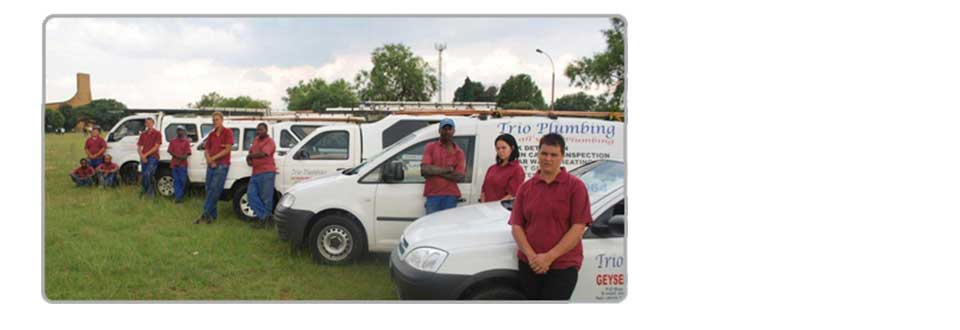 Leak Detection Johannesburg | Home